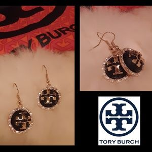 New! Large Tory Burch Earrings!